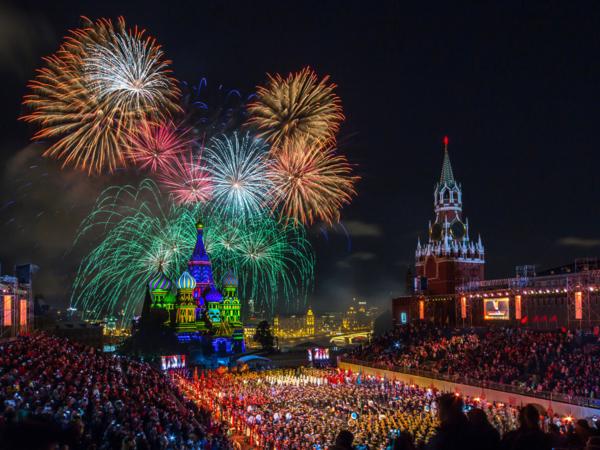 Открытие фестиваля «Спасская башня». Программа, билеты