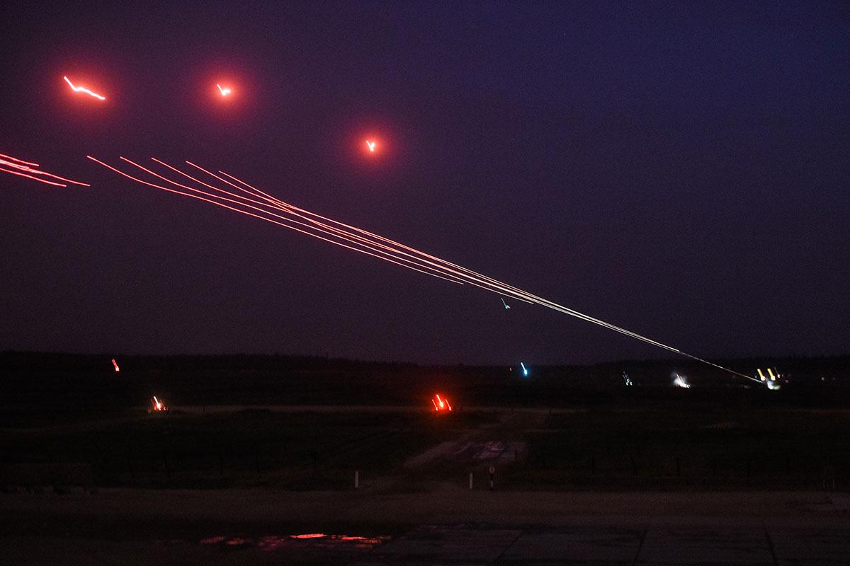 Смотреть видео ночного боя на форуме «Армия 2017»