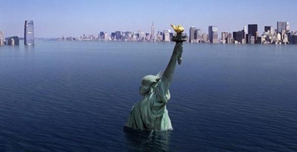 Ураган «Харви». Предсказания, что Америка уйдет под воду сбываются