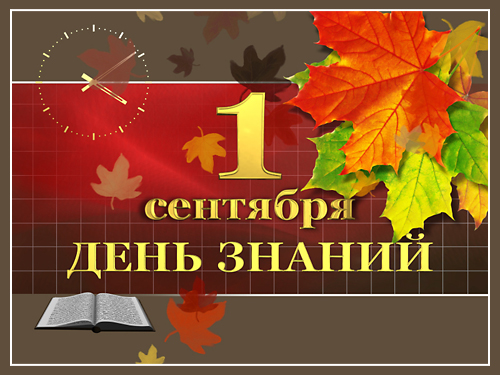 1 сентября-День знаний. Линейка, телефоны, профориентация