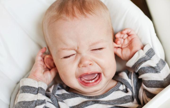 Причины, вызывающие плач у младенцев
