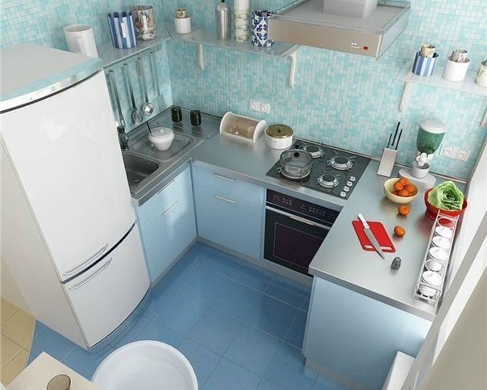 Организация пространства на кухне: что нужно учитывать?