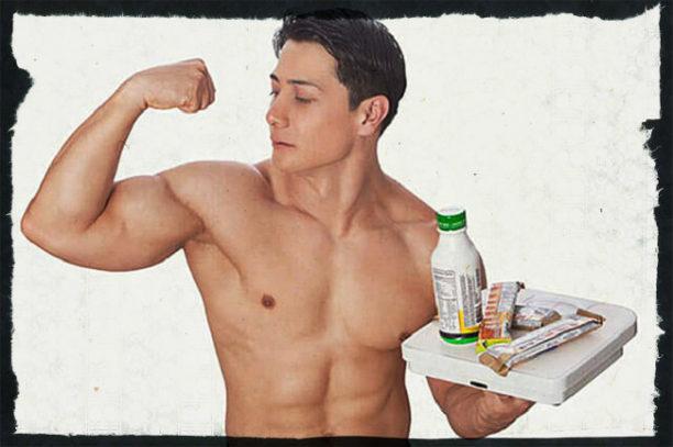 Лучший самодельный протеин для наращивания мышц