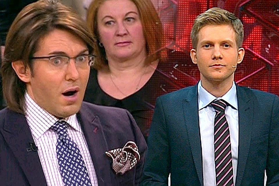 Малахов и Корчевников в новом «Прямом эфире». Смотреть видео