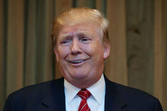 Реакция Трампа на… президент ответил… Трамп твитнул…