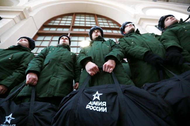 Приказ об осеннем призыве на военную службу 2017 подписан Путиным