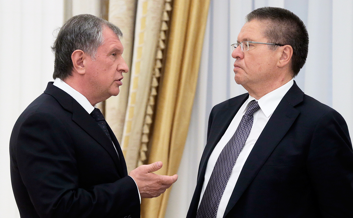 О чем говорили Сечин и Улюкаев перед задержанием. Ужас!