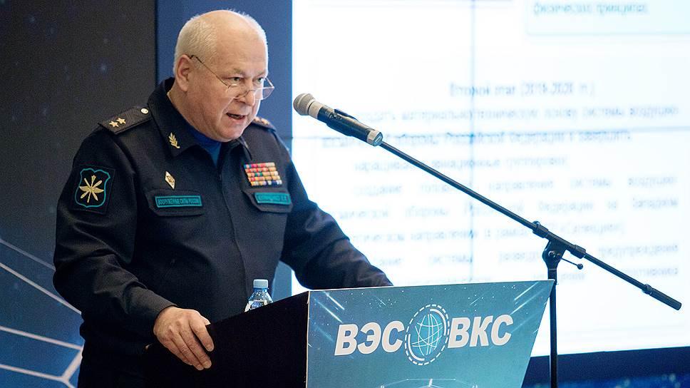 ВРИО Главкома ВКС назначен генерал Кураченко
