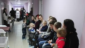 ОРВИ. В России идет массовая вакцинация от гриппа. В 60 городах превышен порог