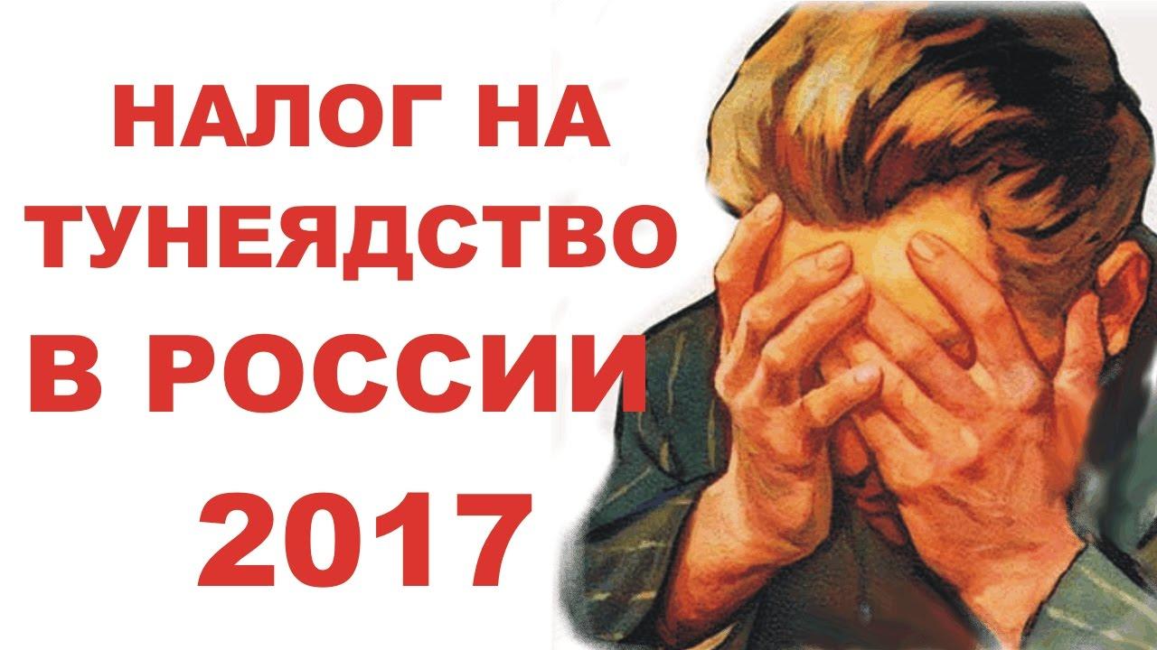 Размер налога на тунеядство в России. Цифры в законопроекте