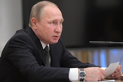 Повышается минимальный размер оплаты труда. Путин приказал