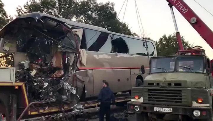 Нижегородские паломники попали в ДТП на Кубани. Подробности