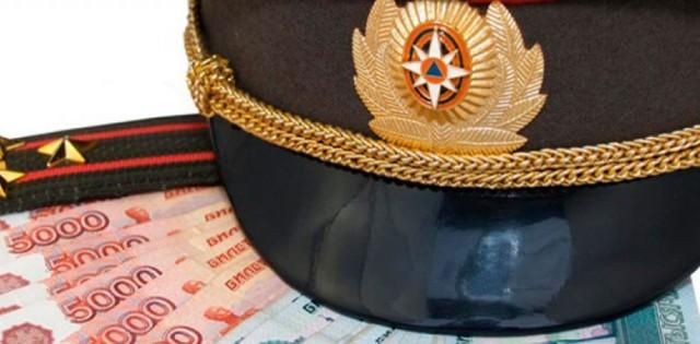 Размер повышения окладов и денежного довольствия в 2018 году военнослужащих в рублях, после 4% индексации