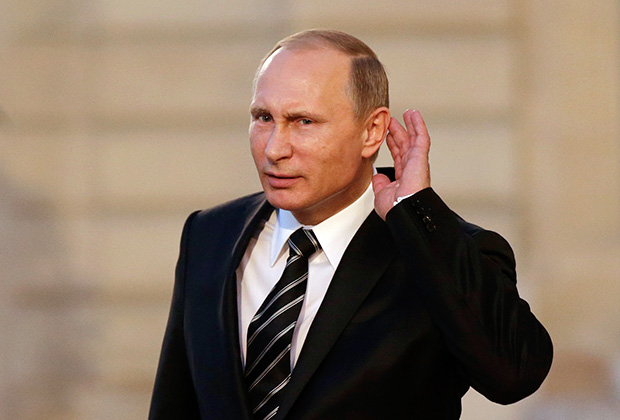 Путин заявил об индексации военных пенсий 25.10.2017г