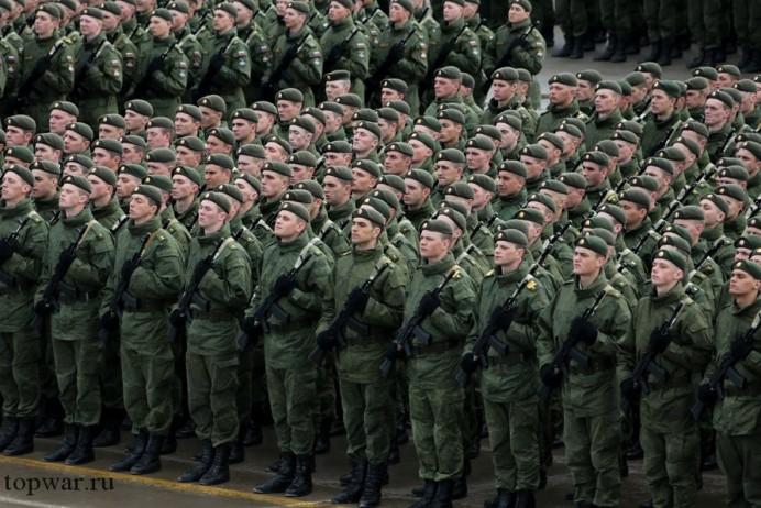 Новые оклады денежного довольствия военнослужащих с 1 января 2018 года