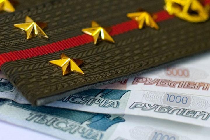 В 1,04 РАЗА: в регионы направили распоряжения о повышении денежного довольствия и военных пенсий