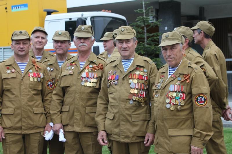 О возвращении льгот ветеранам военной службы. Обращение