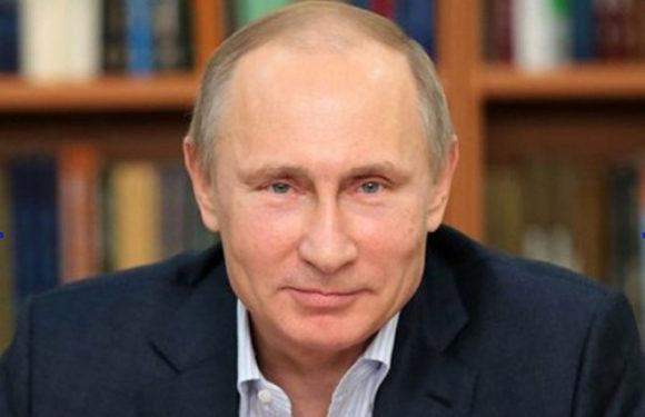 ЦИК опубликовал сведения о доходах Путина за шесть лет