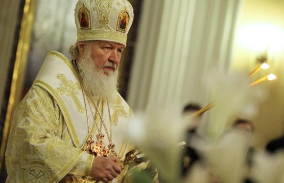 Патриарх Кирилл открыл в Кремле XXVI Рождественские чтения