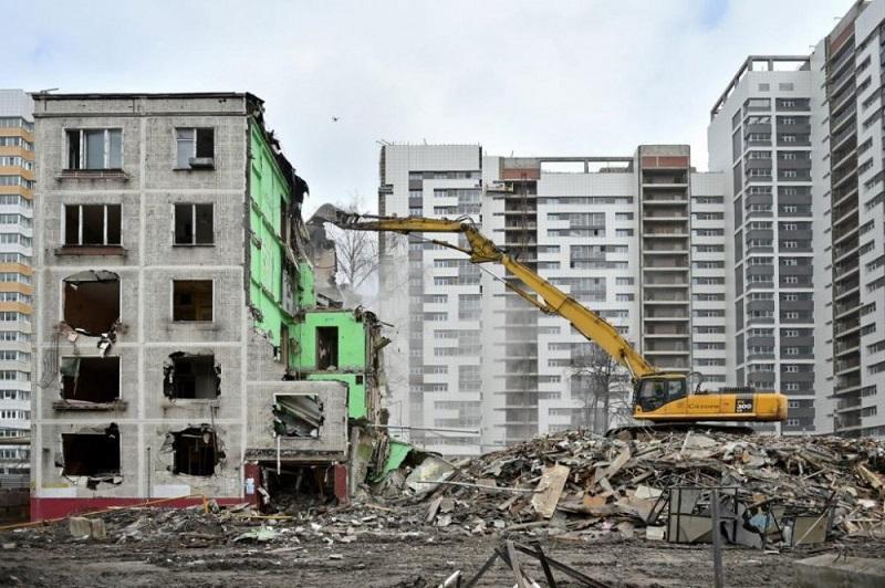 Реновация и снос хрущевок начнется по всей России. Законопроект почти готов