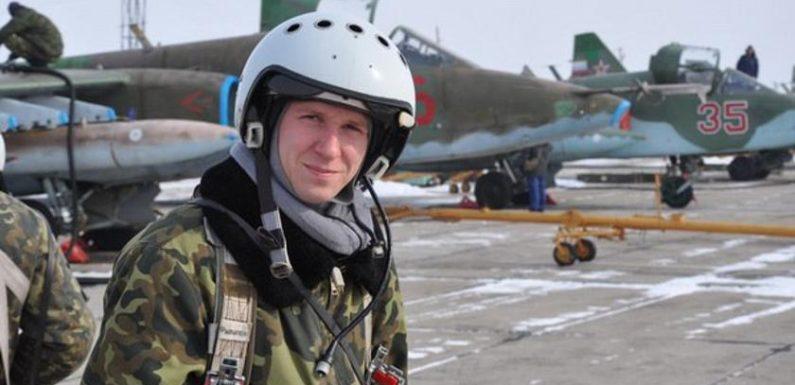 Сегодня похороны летчика-героя сбитого штурмовика Су-25 в Сирии Романа Филипова в Воронеже