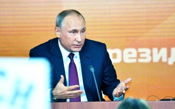 Путина призвали сократить послание Федеральному собранию
