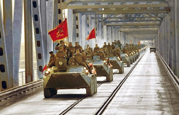 Сегодня 15 февраля День вывода войск из Афганистана