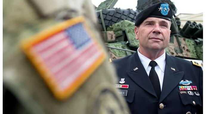Удар по Донбассу: Генерал Ходжес выбирает время и место