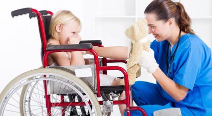 В Думу внесен проект об увеличении размера выплат лицам, ухаживающим за детьми-инвалидами
