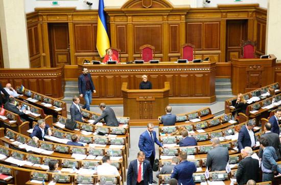 Украина решила расширить санкции против России