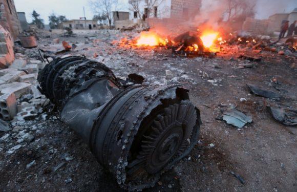 Подробности гибели российского штурмовика Су-25СМ и летчика-героя в Сирии