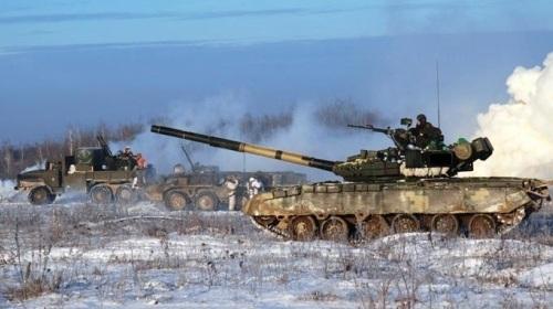 Ситуация на Донбассе сейчас, сегодня, онлайн