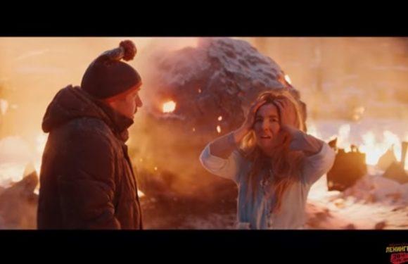 Смотреть клип группы Ленинград к 8 марта «Не Париж»
