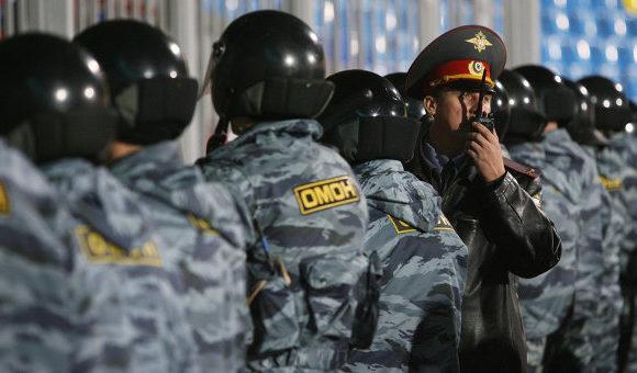 Сотрудников ОМОН и СОБР переведут на военную службу в течение трех лет