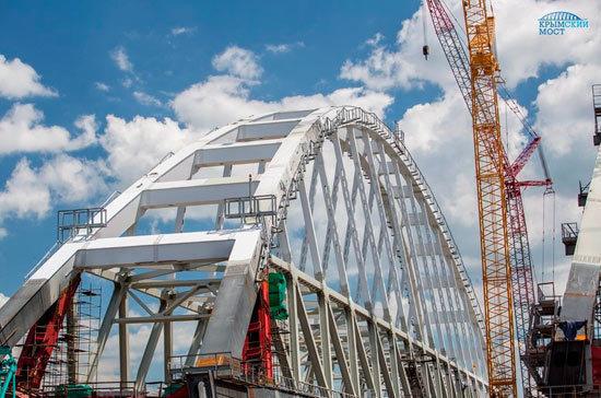 На Украине готовят план блокады Крымского моста