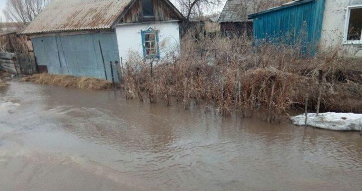 Хроника последних событий о паводке в России