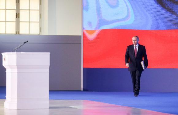 Как мир отреагировал на послание Путина Федеральному собранию