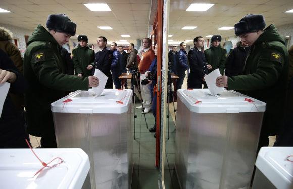 Выборы 2018: смотреть трансляцию и онлайн камеры любого участка