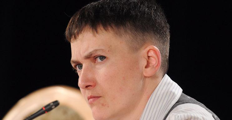 Савченко задержали в Киеве в связи с обвинением в подготовке госпереворота и терактов