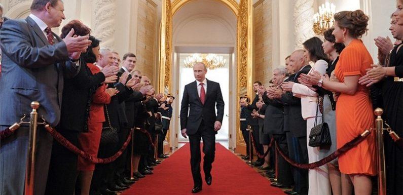 Как проходит инаугурация президента России