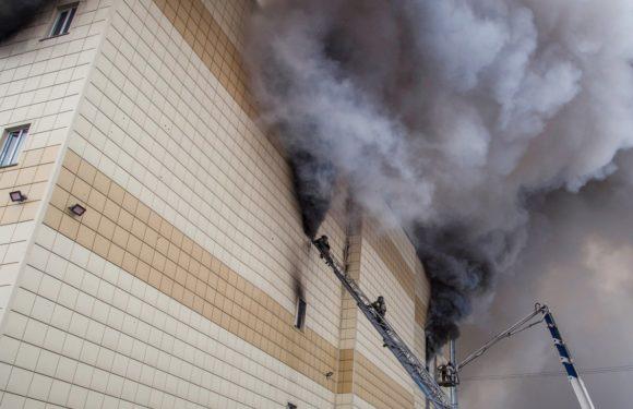 Пожар в Кемерово в торговом центре сейчас, онлайн. Последние шокирующие новости. Причины