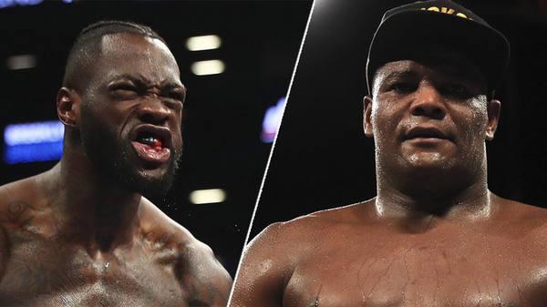 Боксер Уайлдер защитил титул чемпиона мира, нокаутировав Ортиса. Смотреть запись боя