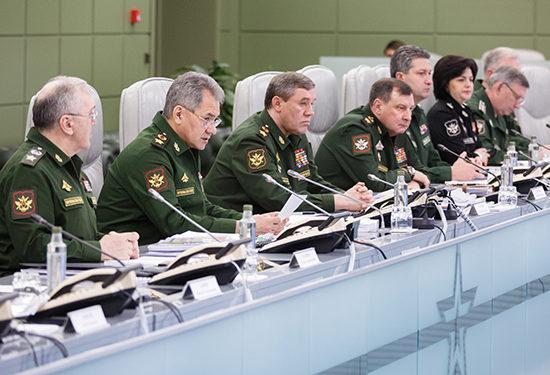 Сегодня Шойгу заявил о повышении оплаты труда гражданского персонала Министерства обороны ГП МО в 2018, 2019 и 2020 годах