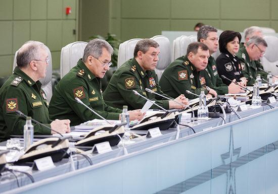 Шойгу заявил о повышении денежного довольствия военнослужащих в 2018, 2019 и 2020 годах