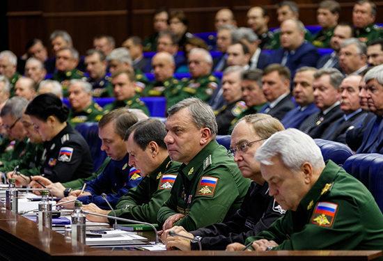 Повышения военных пенсий высшим российским военным точно не требуется
