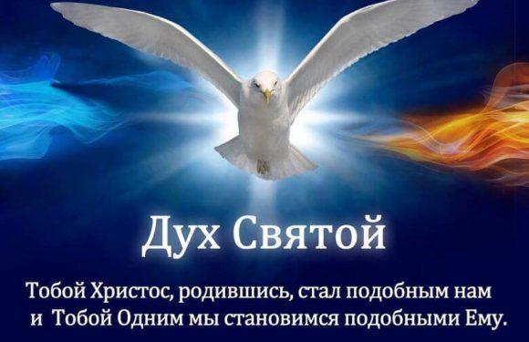 День святого духа-понедельник, 28 мая. Духов день