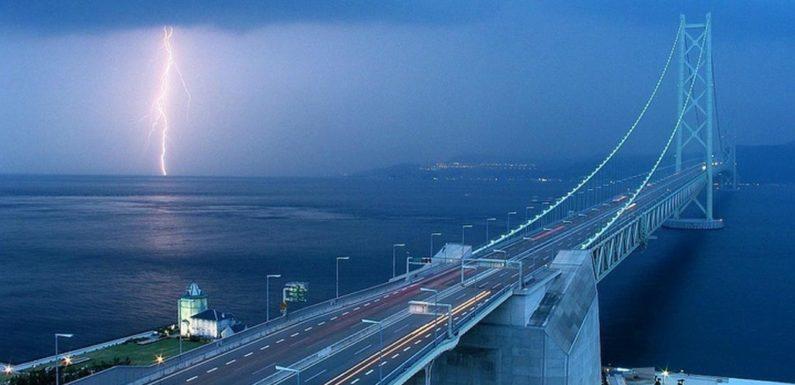 Схема движения транспорта в направлении Крымского моста и обратно. Когда откроют Керченский мост