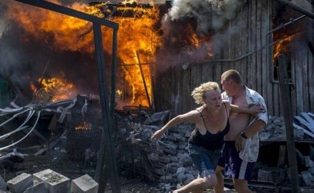 Украинские силовики перебросили к линии соприкосновения 12 РСЗО «Град»