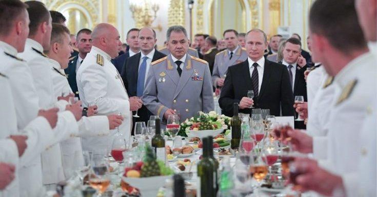 Путин заявил об увеличении ДД военнослужащих и об обеспечении их жильем