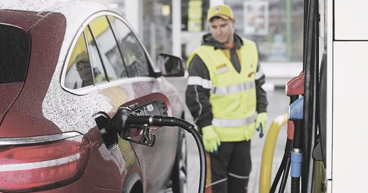 До конца года бензин на АЗС так и будут недоливать!